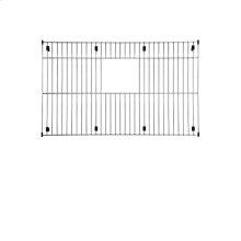 Stainless steel sink protector grid