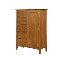 Lancaster Door Chest Honey