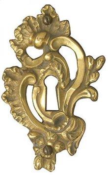 Skeleton Key Rosette Louis XV Style