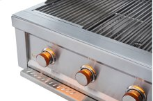 3 Burner Pro-Sear Natural Gas, 30""