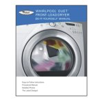 AmanaDo-It-Yourself Whirlpool(R) Duet(R) Dryer Manual