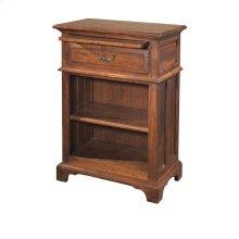 Nightstand w/ One Drawer and One Shelf