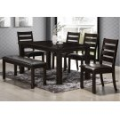 5010 Dining Bench Product Image