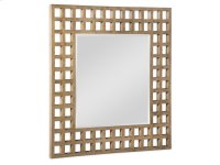 Woven Mirror Product Image