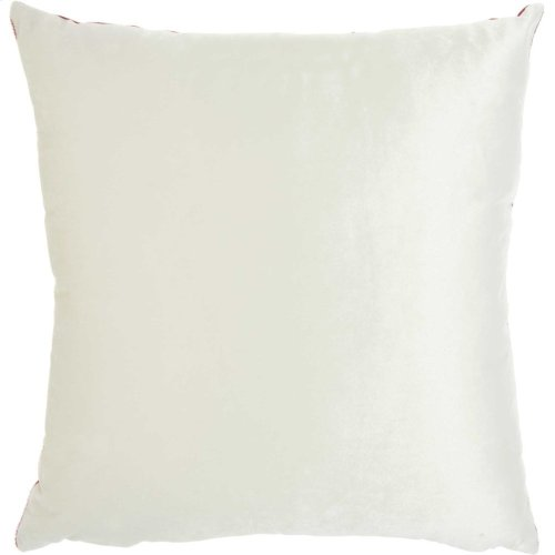 """Home for the Holiday L8526 Multicolor 18"""" X 18"""" Throw Pillows"""