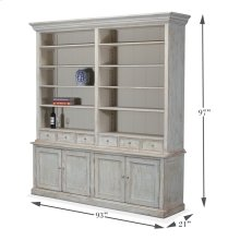 Angelique Book Cabinet