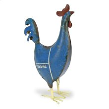 Recycled Metal Chicken