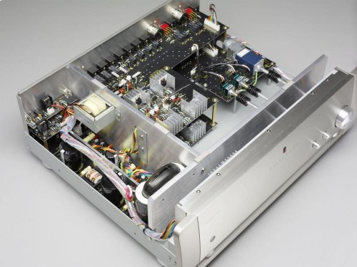 Preamplifier with Bypass
