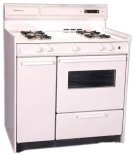 "36"" Free Standing Gas Range Product Image"