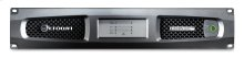 Two-channel, 300W @ 4 Power Amplifier with BLU link, 70V/100V