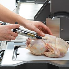 Stainless Steel Marinade Injector