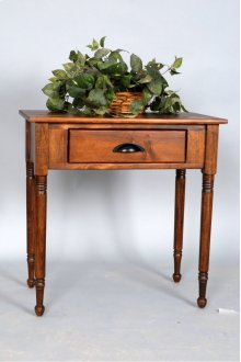 """#512 Hall Table 30""""wx17""""dx30.25""""h"""
