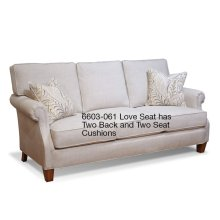 Collins Love Seat