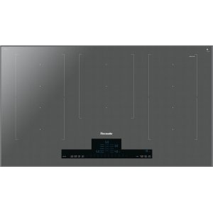Thermador36-Inch Masterpiece® Liberty Induction Cooktop, Silver Mirror, Frameless