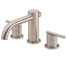 Brushed Nickel Roman Tub Faucet Trim Kit