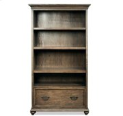 Cordero Bookcase Aged Oak finish Product Image