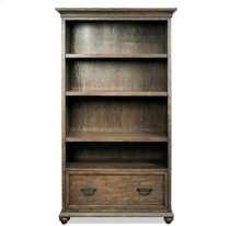 Cordero Bookcase Aged Oak finish