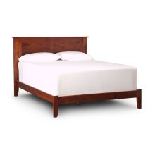 Shenandoah Headboard with Wood Frame, Character Cherry #26 Michael's, Shenandoah Headboard with Wood Frame, Queen, Character Cherry