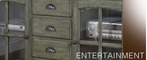 "Elements 64"" TV Console"