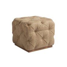 Auburn Cubed Ottoman