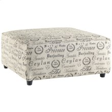 Signature Design by Ashley Alenya Oversized Accent Ottoman in Quartz Microfiber [FSD-1669OTT-QTZ-GG]