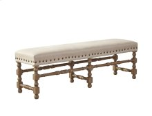 Madrid Linen Bench