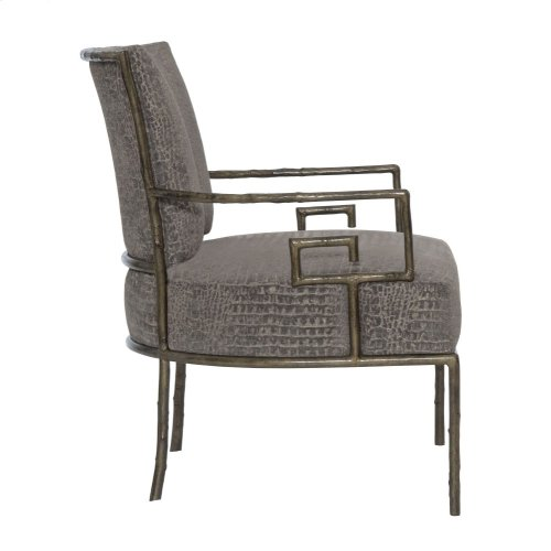 Skylar Chair in Antique Gold (725)