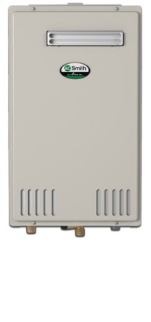 Tankless Water Heater Condensing Outdoor 120,000 BTU Propane
