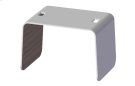 Stool in Solid Wood and Corian® Product Image