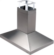 "63000 Series 900 CFM, 27-5/8"" x 39-3/8"" Island Chimney Mount Range Hood in Stainless Steel"