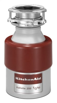1/2-Horsepower Continuous Feed Food Waste Disposer - Other