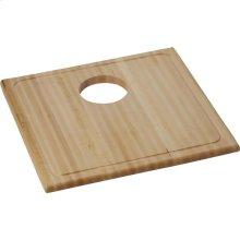 "Elkay Hardwood 19-1/2"" x 18-7/8"" x 1"" Cutting Board"