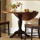 Drop Leaf Pedestal Table Top Product Image