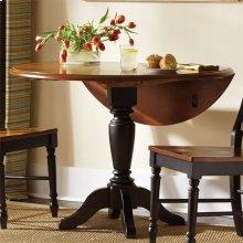Drop Leaf Pedestal Table Top