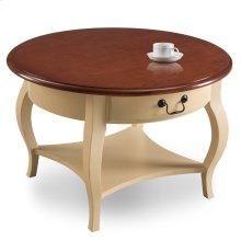Round Coffee Table #10034-IV