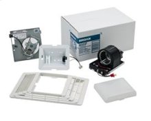 Finish Pack. Heater/Fan/Light Assembly and Grille, 100W Light, 1300W Heater, 70 CFM