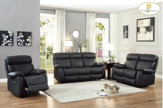 Pendu Leather Reclining Chair