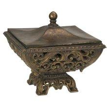Vesuvius Treasure Box