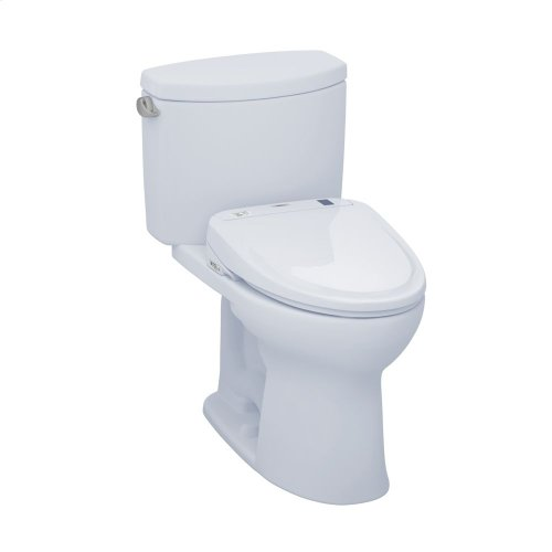 Drake® II Connect+ S350e Two-Piece Toilet - 1.28 GPF - Cotton