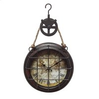 Dockyard Wall Clock Product Image