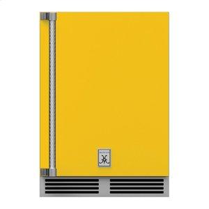 """Hestan24"""" Hestan Outdoor Undercounter Refrigerator (Solid Door) - GRSR Series - Sol"""