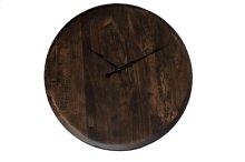 Bentley Clock, Large, Soft Maple Saddle #54, Olde World A2
