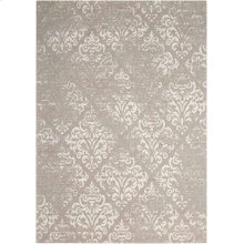 Damask Das03 Ivory/grey