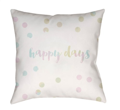 "Happy Days QTE-036 18"" x 18"""