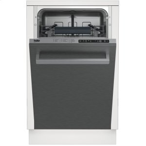 "Beko18"" Top Control Slim Dishwasher"