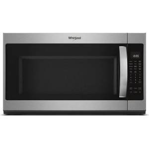 Whirlpool2.1 cu. ft. Over the Range Microwave with Steam Cooking