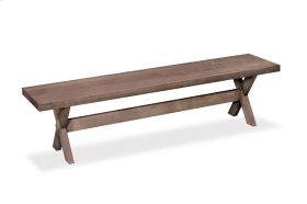 Wildwood Trestle Dining Bench, Wildwood Trestle Dining Bench, 48""