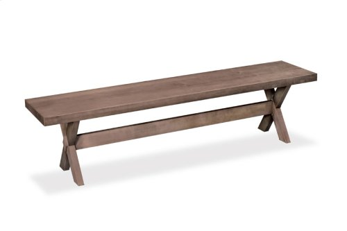 "Wildwood Trestle Dining Bench, Wildwood Trestle Dining Bench, 48"""