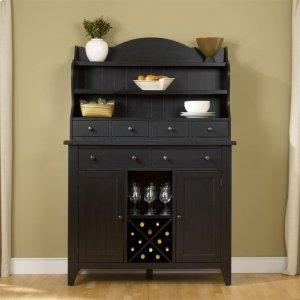 Liberty Furniture Industries Server & Hutch Set