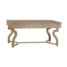 Three-Drawer Charleston Desk